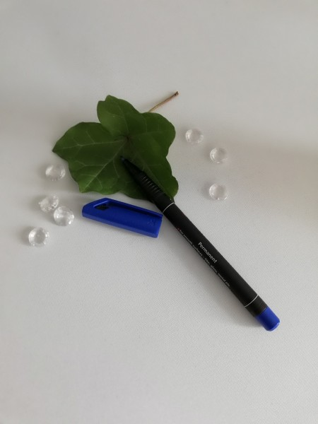 Stift blau