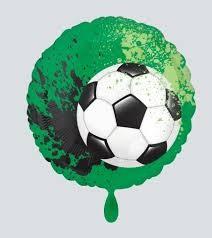 """Heliumballon """" Fussball"""""""