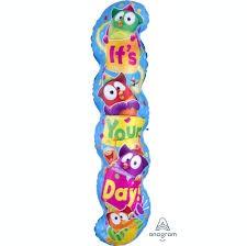 """XXL Heliumballon """" Happy birthday """""""