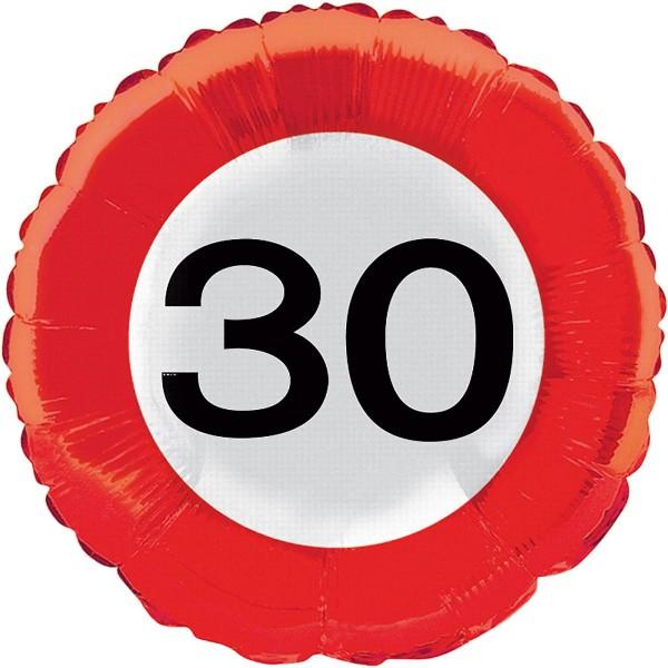 """Heliumballon """" 30"""""""