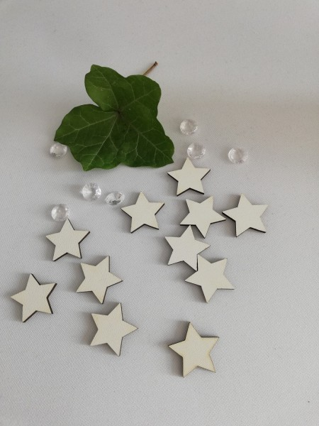 Sterne (Verpackungseinheit 10 Stck.)