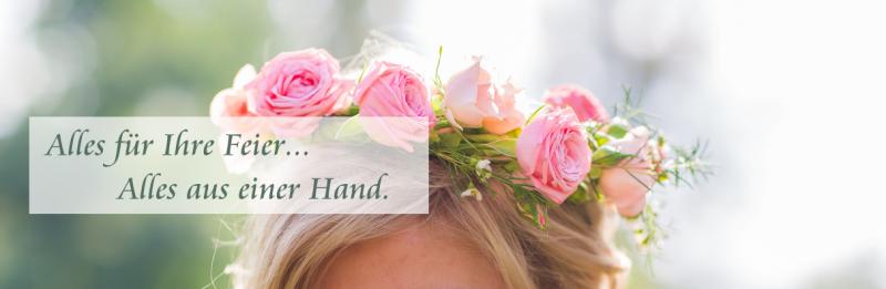 Eventfieber - alles aus einer Hand für Ihre Hochzeitsfeier, ihr Geburtstagsfeier oder ihr Firmenevent