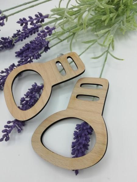 Mund-Nasen-Maske Clip -BUCHE