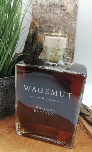 WAGEMUT BARBADOS 5 - 12 JAHRE PX CASK 40,3% 0,7L