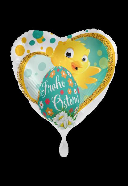 """Heliumballon """"Küken frohe Ostern"""""""