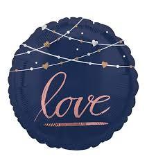 """Heliumballon """" Love"""""""